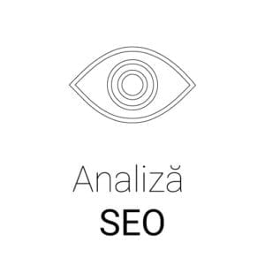 Analiza SEO. Optimizare SEO