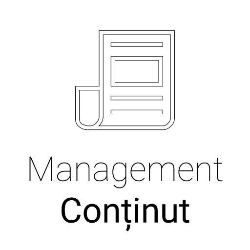 Management Continut