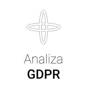 Analiza GDPR